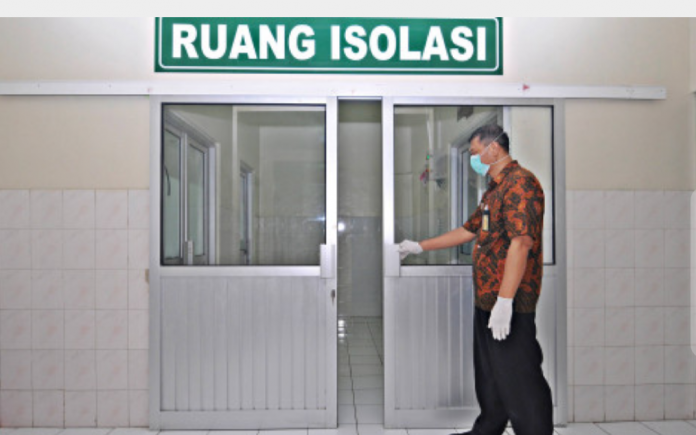 isolasi covid aceh tamiang